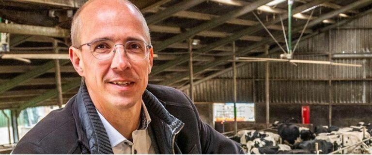 NVM Agrarisch & Makelaar-taxateur Peter Jan de Jong